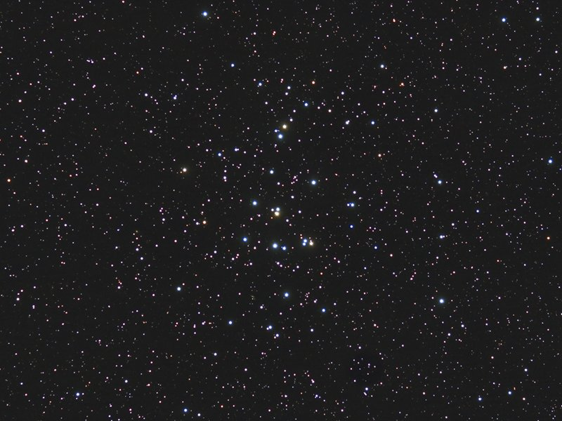 Open Cluster M44