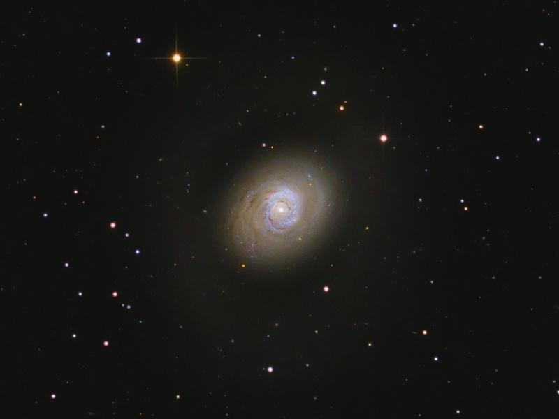 M94 - Canes Venatici
