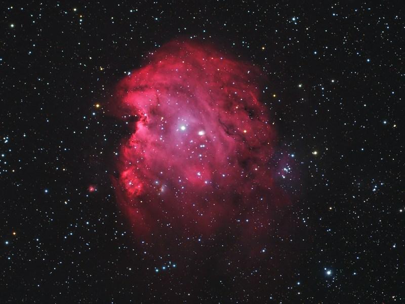 NGC2174 Monkey Nebula