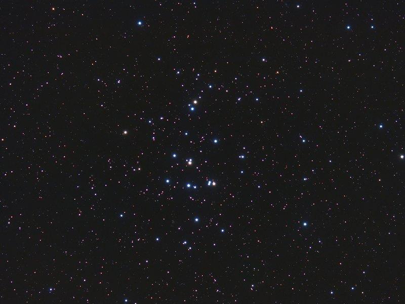 M44 cluster